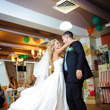 Wedding photographer Valeriy Kiselev (Kisfotoekb). Photo of 25.08.2014