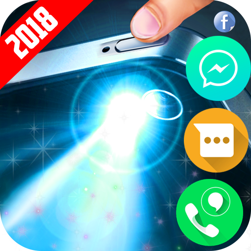 Flashlight Alerts On Call And SMS 2018