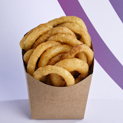 Onion Rings with Dip