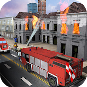 Fire Fighter Truck Simulator
