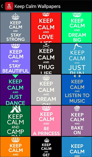Download Keep Calm Wallpapers Google Play Softwares