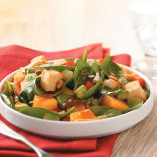 Spinach Salad Dressing Ketchup Vinegar Worcestershire Recipes