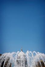 Photo: capital dome & fountain