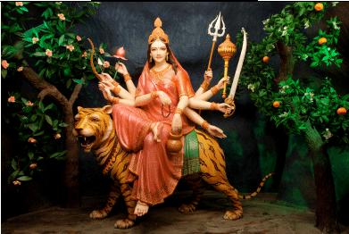File:3-Maa Chandraghantaa (Vaishno Devi Maa Chhatikra-Vrindaban ...