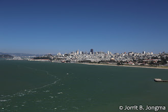 Photo: San Francsico from Golden Gate