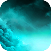 Awesome Sky : Parallax Space live wallpaper free