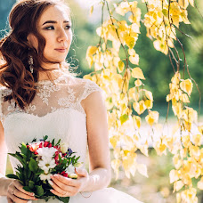 Wedding photographer Marina Guselnikova (Marizi). Photo of 04.11.2016