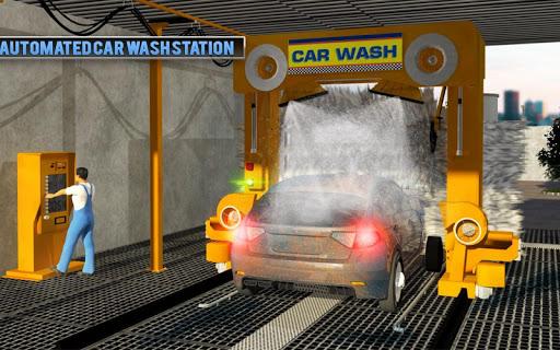 Smart Car Wash Service: Gas Station Car Paint Shop android2mod screenshots 13