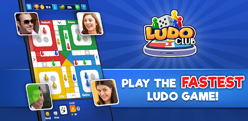 The best Ludo game of 2019 is here! JOIN THE CLUB and play with friends!!