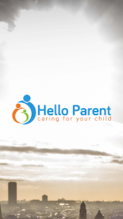 Hello Parent Admin - náhled