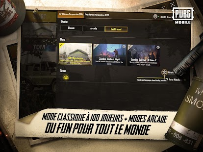 PUBG MOBILE Capture d'écran