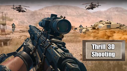 Commando Adventure Surgical Strike 1.0 screenshots 1