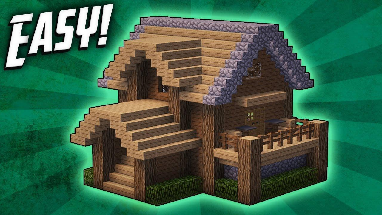 Houses for minecraft pe android apps on google play for Minecraft pe simple modern house