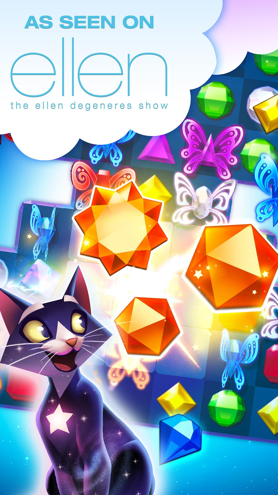 Bejeweled Stars: Free Match 3 image #1