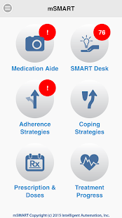mSMART Medication Aide- screenshot thumbnail