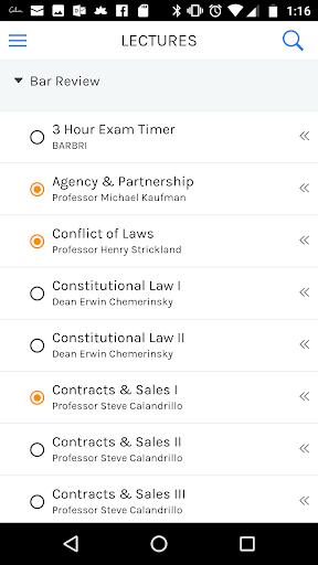 BARBRI Study Plan by BARBRI, Inc  (Google Play, United
