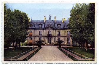 Photo: Athis-Mons (S.-et-O.) - Hôtel de Ville — Collection privée Jean-Claude Lajoie