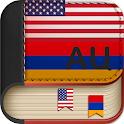 English to Armenian Dictionary -Learn English free icon