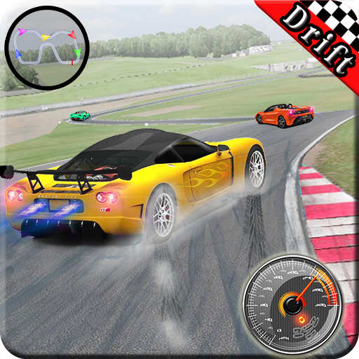 Drifting Car Road Race 3D