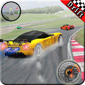 Drifting Car Road Race 3D - Car Drag, Drift & Race