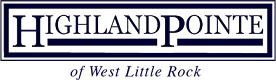 Highland Pointe Apartments of West Little Rock Homepage