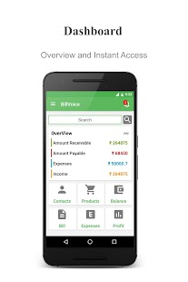 BillVoice - Invoicing & Inventory app - náhled