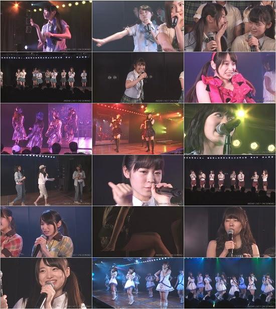 (LIVE)(公演) AKB48 「僕の太陽」公演 久保怜音 生誕祭 161123