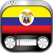 Radios Colombia Live - All Radio Stations Online