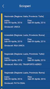 Orario Voli screenshot 6