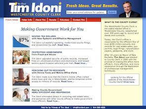 Photo: Idoni for County Clerk website 2009