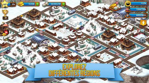 Code Triche Tropic Paradise Sim: Town Building City Game APK MOD screenshots 3