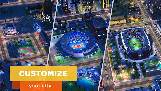 SimCity BuildIt Mod Apk (Unlimited Money/Cash/Keys/Fresh Maps)
