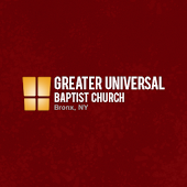 Greater Universal Baptist Church App