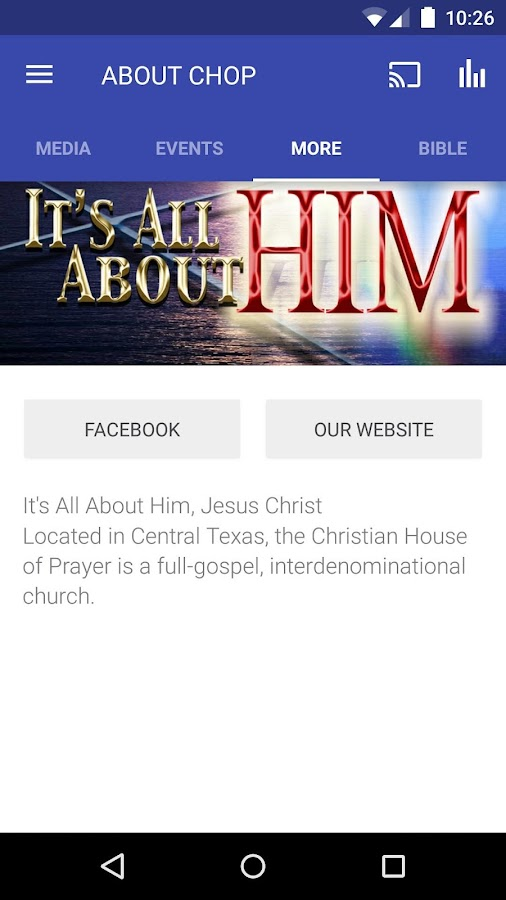 IT'S ALL ABOUT HIM- screenshot