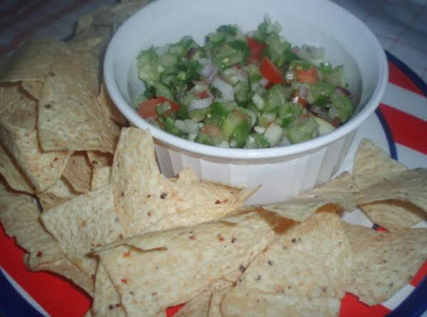 3 Amigos Salsa (compliments Of Jj, Howie & Geno) Recipe