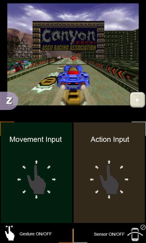 Скриншот ClassicBoy (Emulator)
