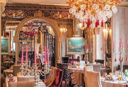 Банкетный зал Палаццо Дукале для корпоратива