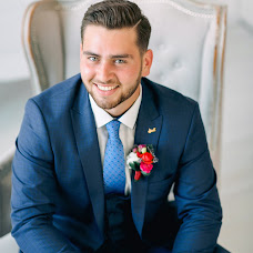 Wedding photographer Marina Kovsh (Shvok). Photo of 08.11.2018