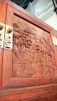 surely machine carved