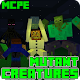 Download Mutant Creatures Addon for Minecraft PE For PC Windows and Mac