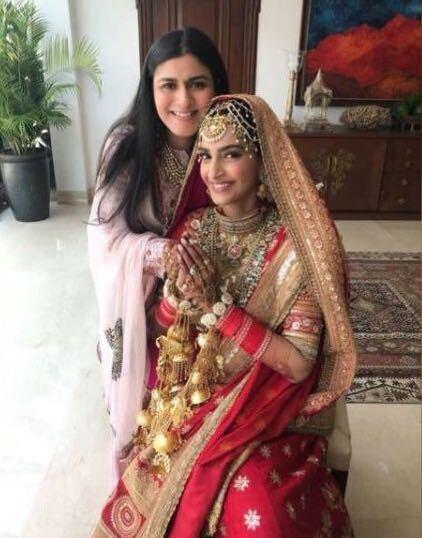 namrata soni - sonam kapoor's makeup artist