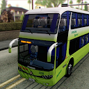 Real City Bus Driving Simulator 2019 : Multiplayer APK