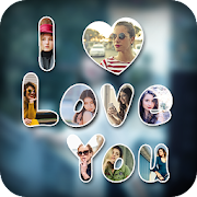 Text Photo Collage Maker APK