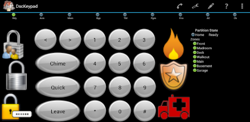 DSC Security Keypad - Apps on Google Play