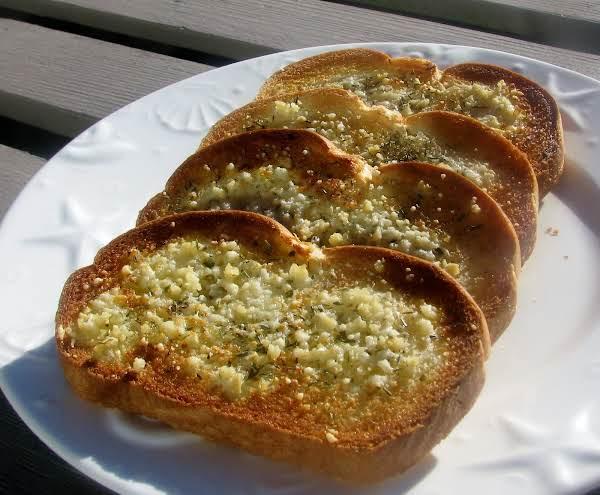 Brennan's Garlic Bread Recipe