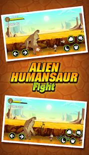 ? Humungousaur Power Fight Alien Ben Rescue - náhled