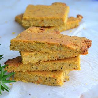 Grain-Free Sweet Potato Flatbread (Paleo, Vegan, Gluten-Free, Soy-Free) Recipe