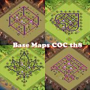 خرائط قاعدة كوك th8