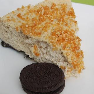 Oreo Cheesecake.