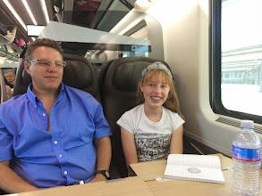 Photo: Train to Rome